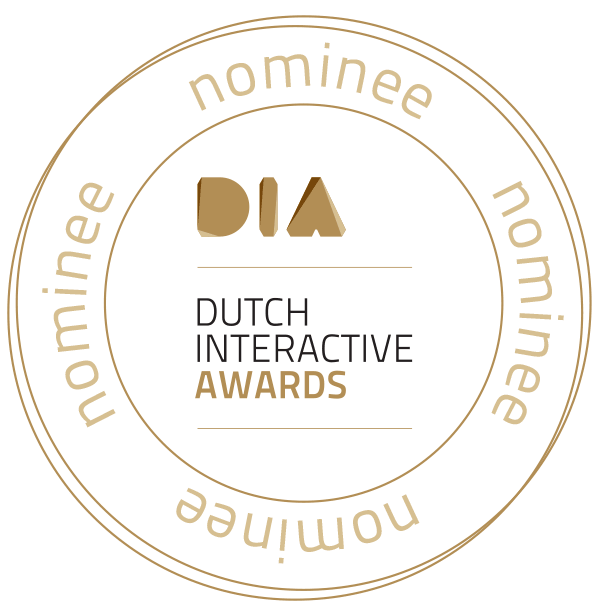 SphereMall nominated for Dutch Interactive Award